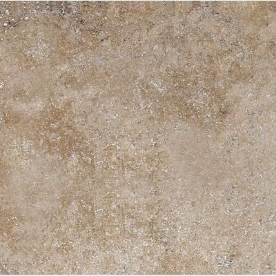 ANATOLIA Castello Travertine Straight Edge Brushed Inches X - 16 inch travertine tile
