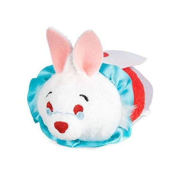 Tsum Tsum White Rabbit Pattern
