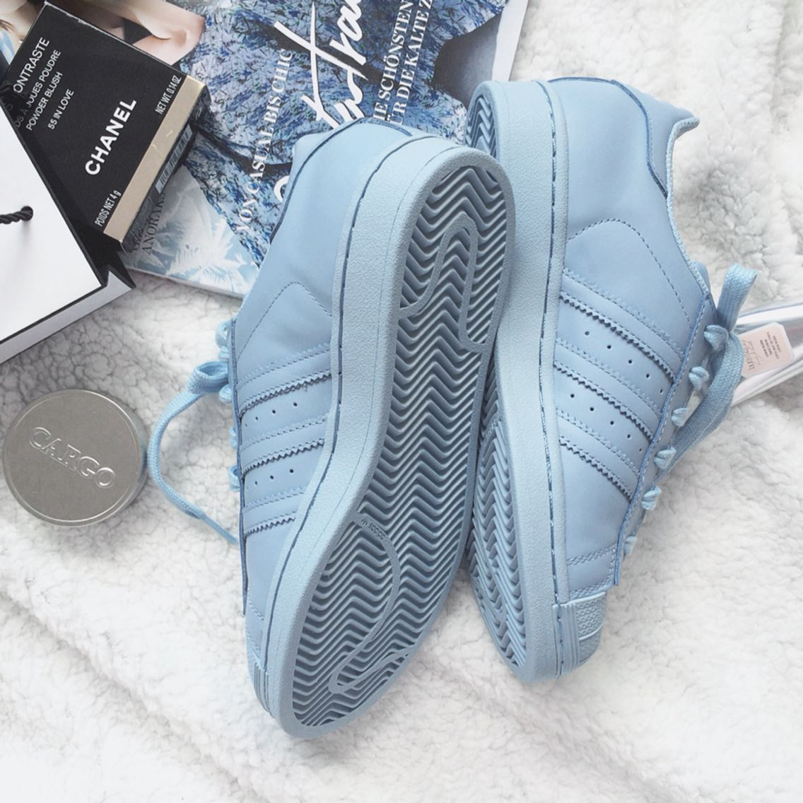 Adidas supercolor | clear sky | Shoes, Adidas shoes, Shoes