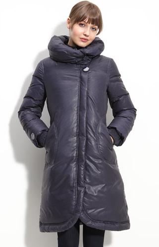 The Soia & Kyo Pillow Collar Down Coat   Jackets   Pinterest ...