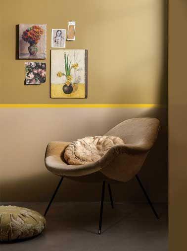dulux valentine ocre dor c 39 est la couleur 2016 ocre. Black Bedroom Furniture Sets. Home Design Ideas