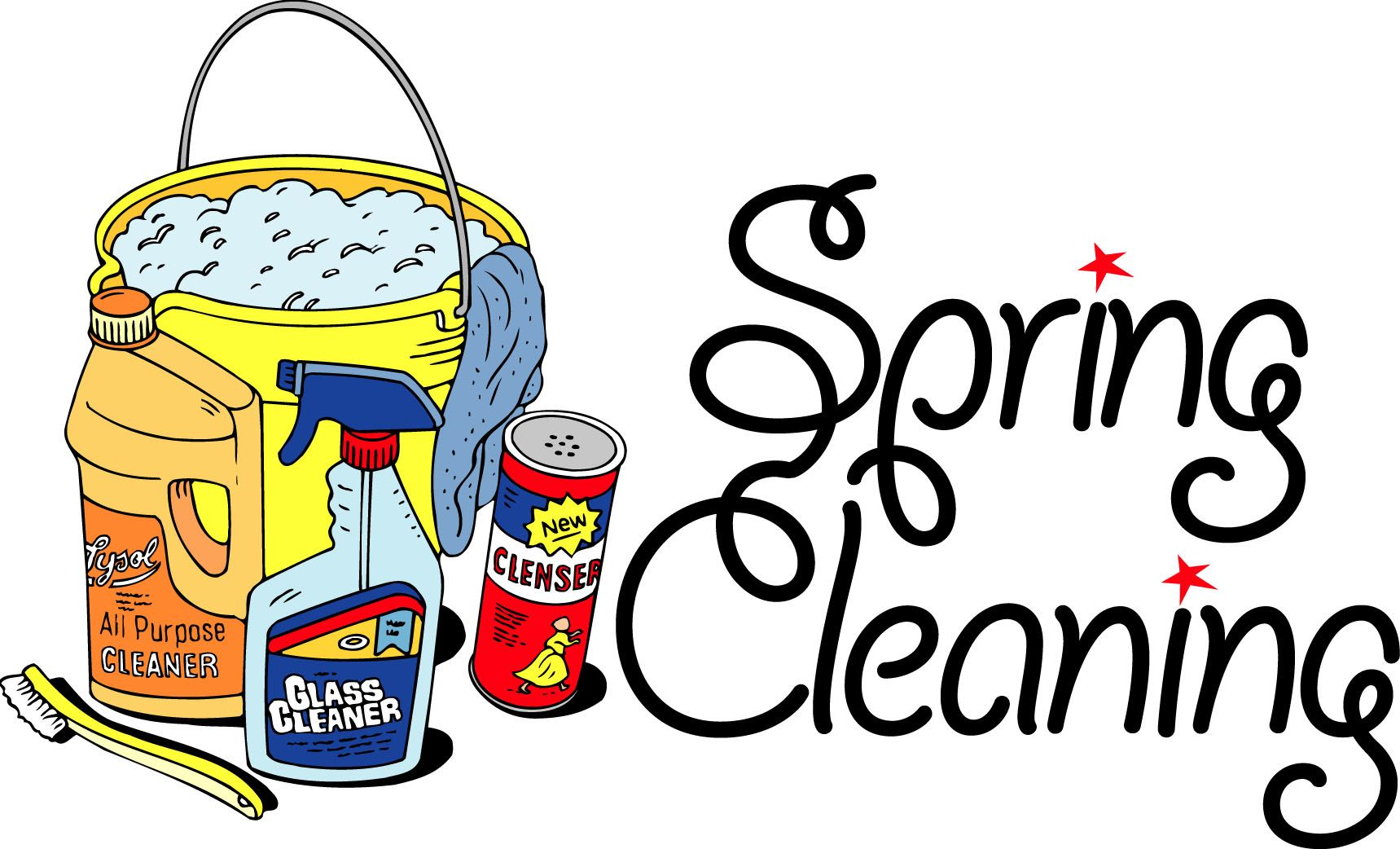Cleaning kids clean room clipart free clipart images