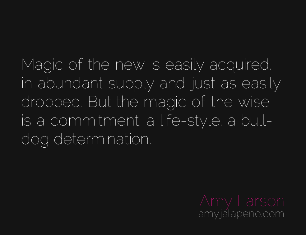 are you magic's apprentice or maestro? (daily hot! quote) http://wp.me/pKYPJ-1il #amyjalapeno #dailyhotquote