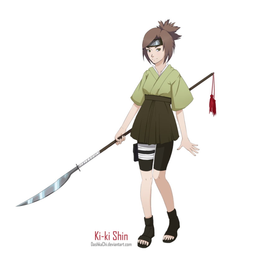 Ki-ki Shin by fjorgael | Personnage manga