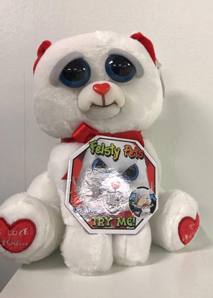 William Mark Feisty Pets Bear Taylor Truelove Stuffed