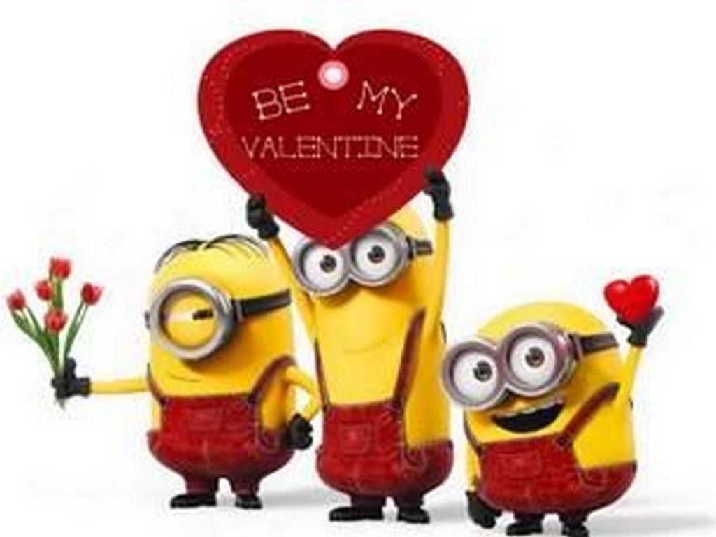 Schön Happy Valentineu0027s Day Minions Pictures Of The Hour (10:18:17 PM,