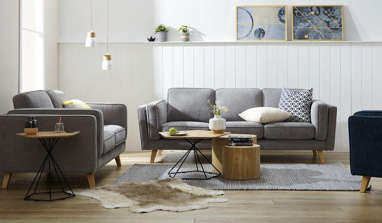 Light Grey Scandi Sofa 3 And 2 Seater Sofa Set Pearls Lounge Sofa Layout Scandi Sofa Sofa Couch Bed