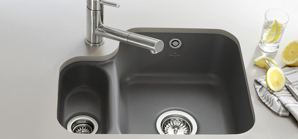 Cisterna V B Zlewozmywak Ceramiczny Ceramic Sinks Undercounter Sink Sink