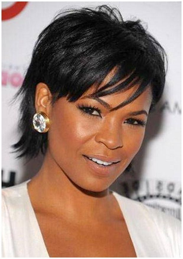 Short Hairstyles For Black Women For Plus Size Short Hair