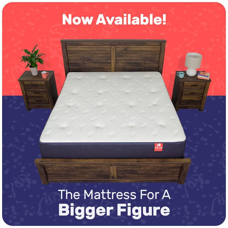 the moment we ve all been waiting for the big fig mattress is now