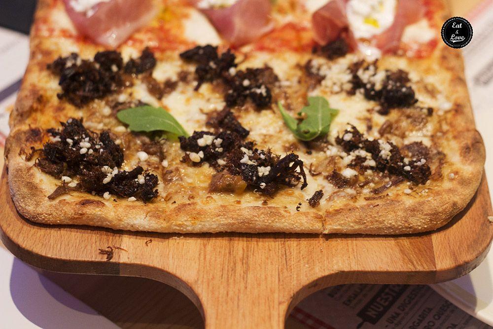 Pizza Matador Kilómetros de Pizza Madrid