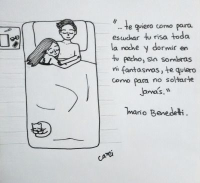 Mario Benedetti Tumblr Love Pinterest Love Quotes Frases