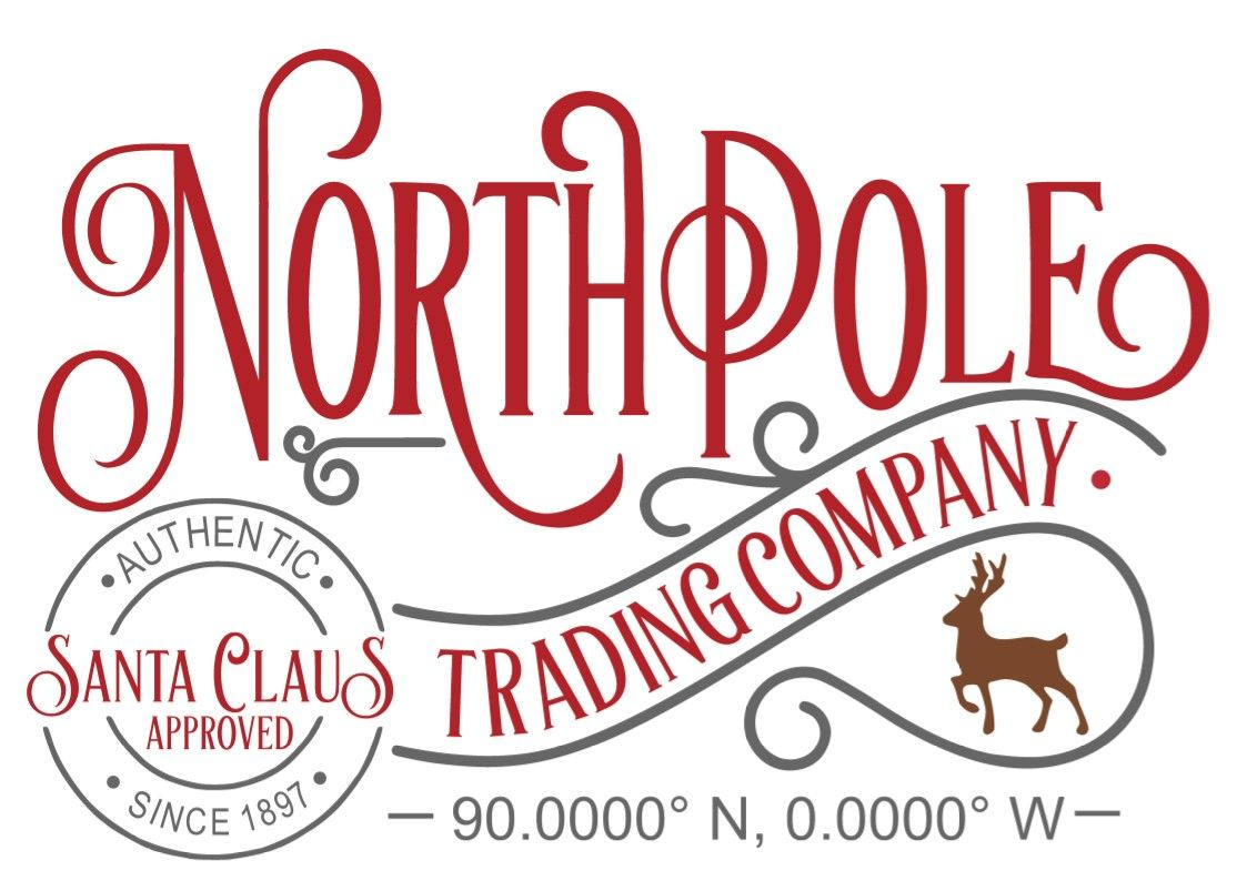 Pin by Etta Adkins on NAVIDAD North pole trading company