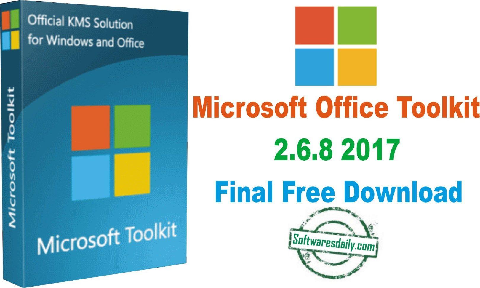 microsoft toolkit 2.6.b.4 final