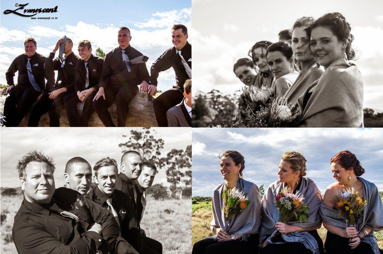Bridal Group Posing Ideas