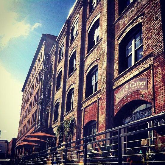#pearl District #portland #building #architecture