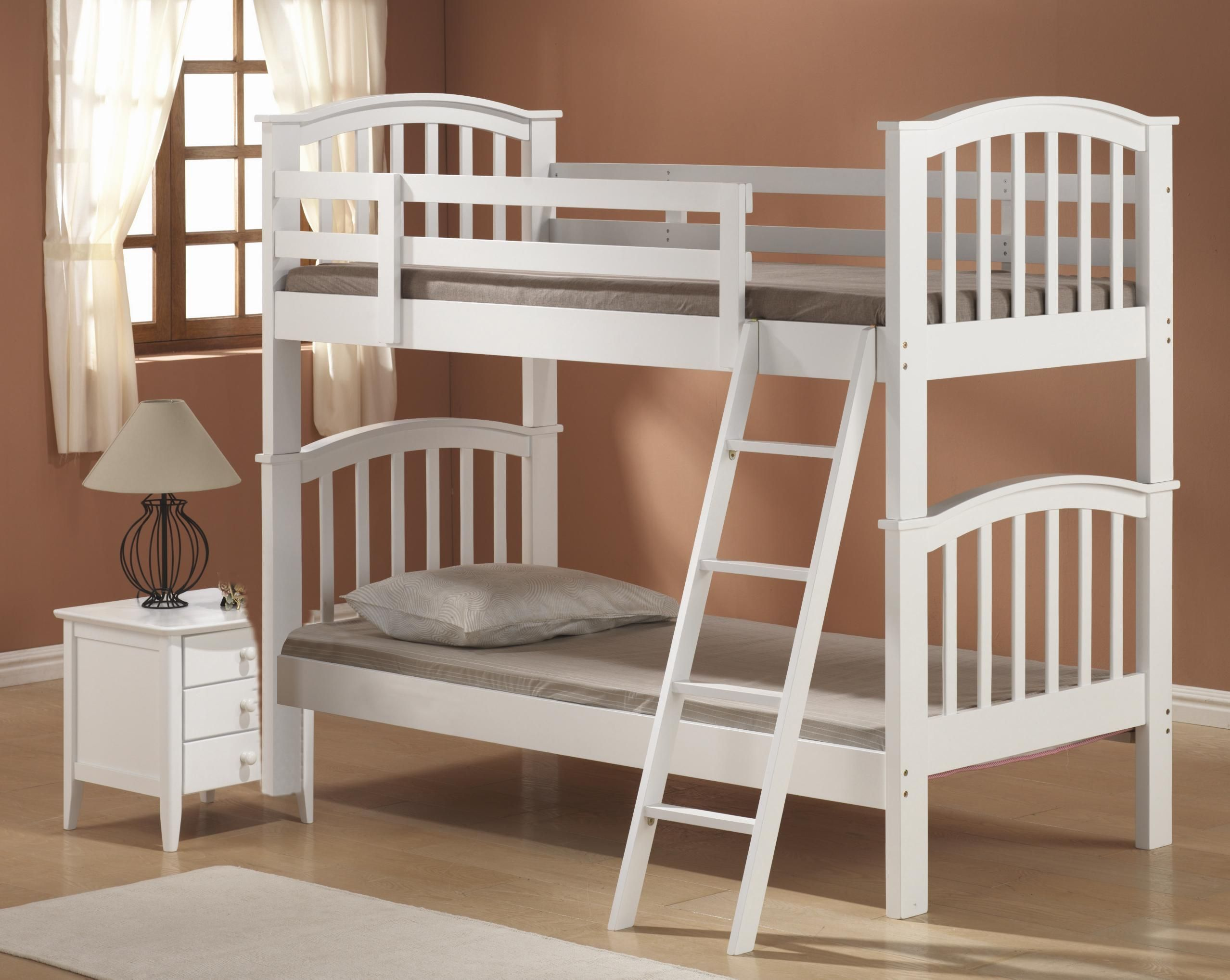 Acme Furniture: San Marino Collection Twin/Twin Bunk Bed #bunkbed #kidsbeds