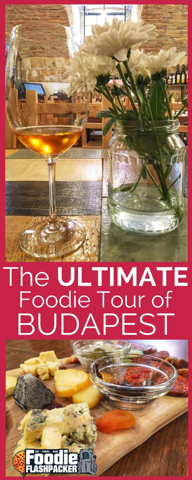 Jewish cuisine walking food tour of budapest with taste