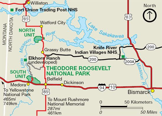 Theodore Roosevelt National Park Travel Tips Theodore roosevelt