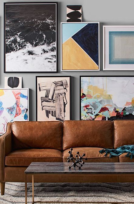 Introducing the new minted x west elm art collection shop now gallery wall inspiration art collection inspiration home decor ideas pinterest