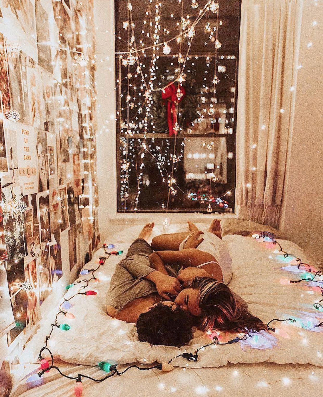 Christmas feels ❤️ | Non existent | Cute relationship