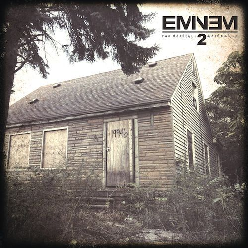 "Fellow musicians dissed it in print and in music. But once again Mr. Slim Shady has had the last laugh. Yes, Eminem's ""The Marshall Mathers LP 2"" has parked itself on top of the charts, living up to the title of his current hit single by selling a ""Monster"" 792K copies in its"