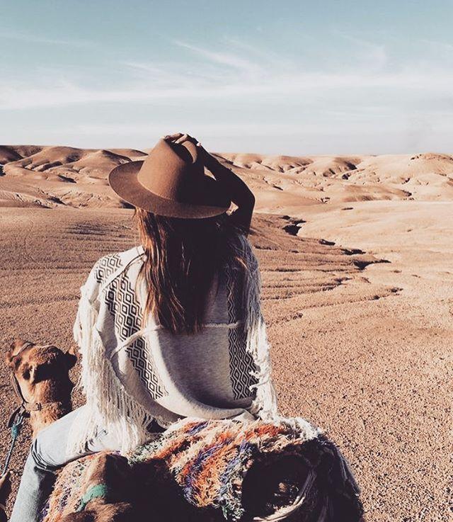 Far away places
