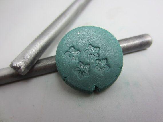 handmade Metal design stamping tools jewelry toolsdesign stamps