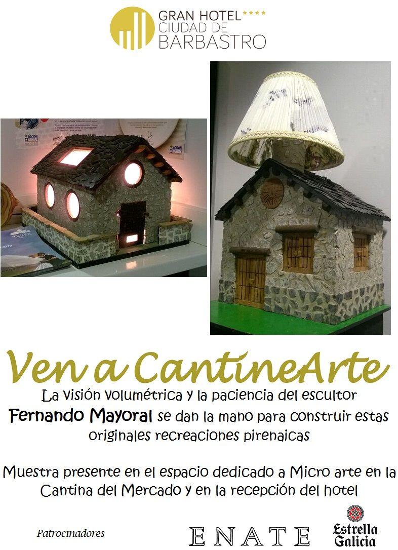 Cartel exposición Fernando Mayoral