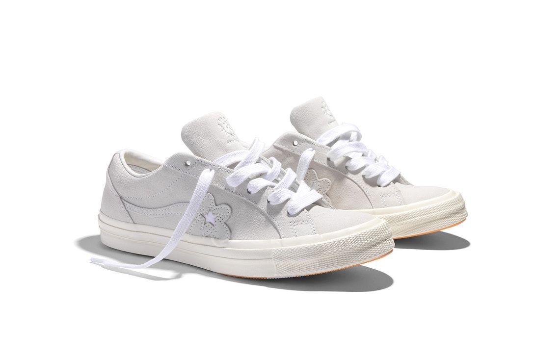 Sneakers women - Converse x Golf le Fleur white | Golf le ...