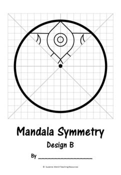 Math Art Rotational Symmetry Mandala Patterns Math Art Projects Math Art Symmetry Art