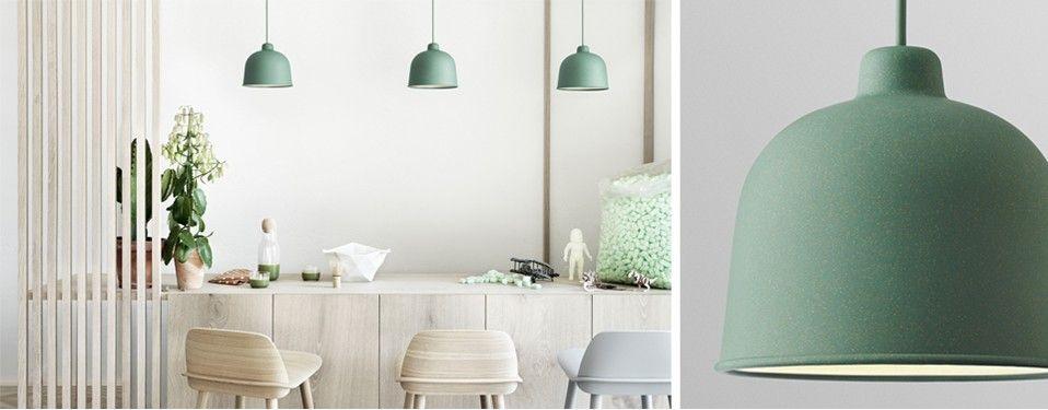 Grain Pendant Lamp Muuto Scandinavian Pendant Lighting Pendant Light Modern Pendant Light