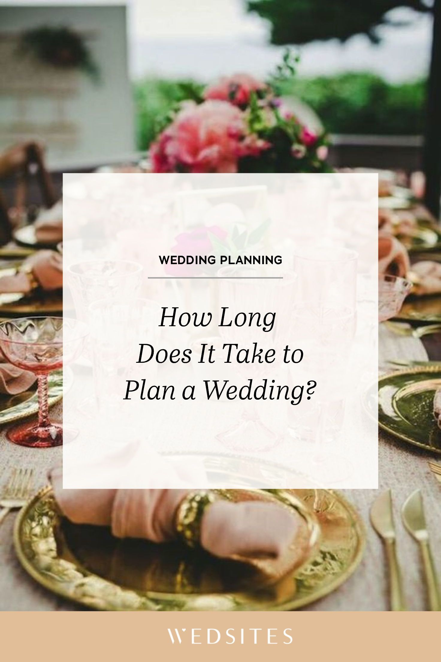 How Long Does It Take To Plan A Wedding 6 Important Things To Take Into Consideration In 2020 Wedding Planning Wedding Planning Stress Wedding Planning Advice