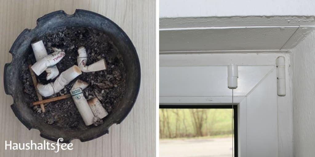 nikotin entfernen von t ren und fenstern nikotin entfernen haushaltsfee und haushalt