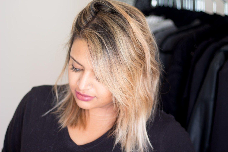 Blonde Hair Brown Skin 5 Tips For Desi Brown Indian Skin Xoxokaymo Brown Skin Blonde Hair Hair Brown Skin