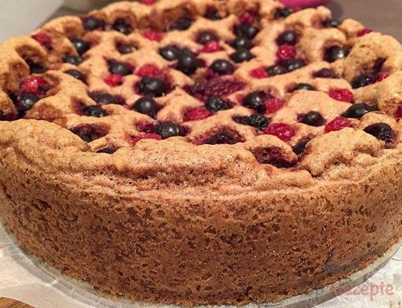 Fitness Kuchen Ohne Mehl Und Ohne Zucker Rezept In 2018 Kochen