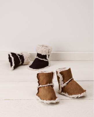 Soft baby Boots - weiche Baby Stiefel - vermutlich gr 16