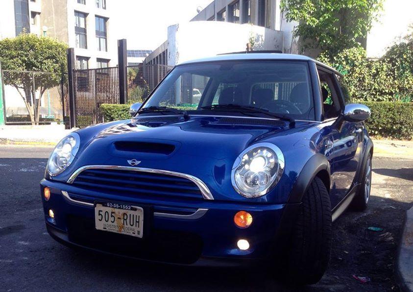 Mini Cooper S Bleu Nuit 3 Mini Coopers Morris Minors Micros