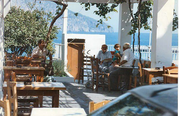 Karpathos 20 years ago Greece