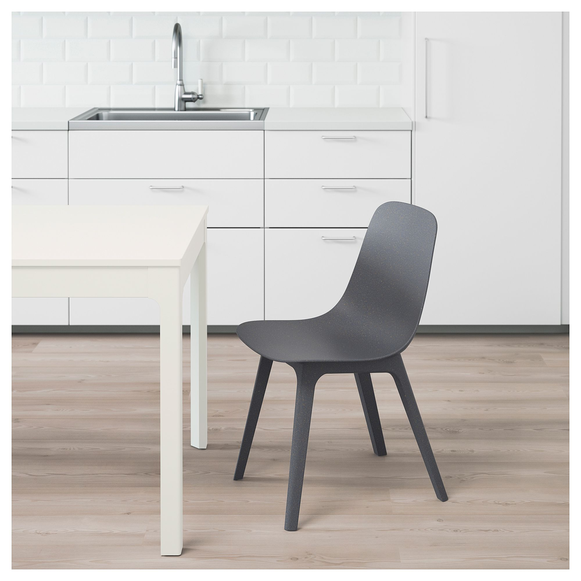 Ikea Tavoli Da Giardino Allungabili.Odger Chair Blue Sedia Ikea Tavolo Allungabile Ikea E Idee