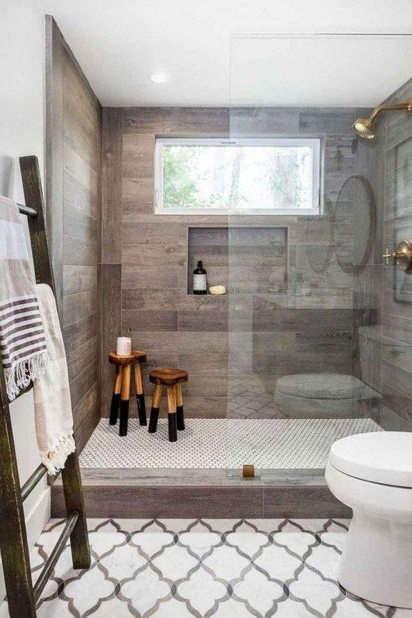 50 Amazing Farmhouse Bathroom Vanity Decor Ideas 81 #bathroomvanitydecor