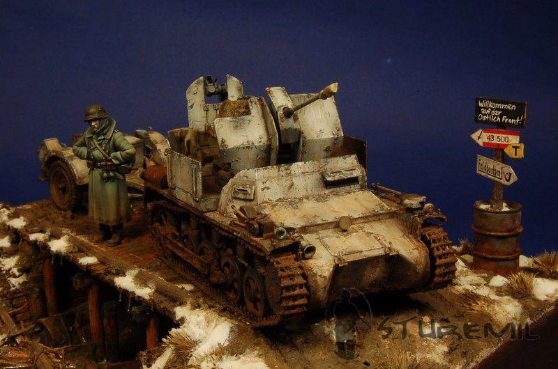 Flakpanzer I