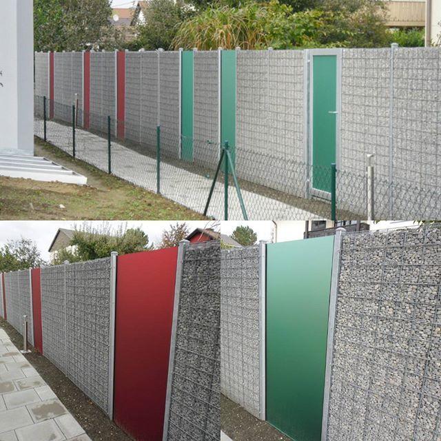 baustelle 2015 garten bronder - gabione classic kombiniert mit, Garten ideen