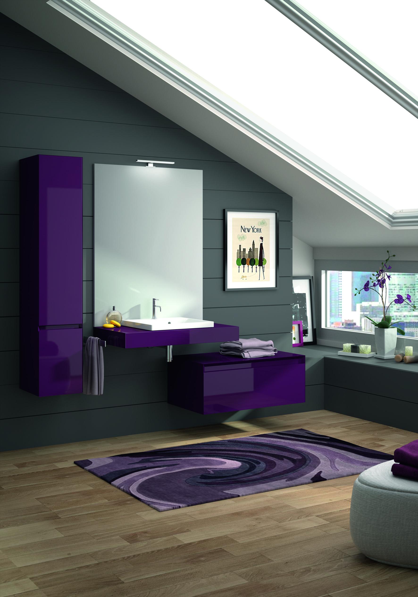 Salle De Bain Allemagne meuble de salle de bain cedam - gamme plazza entièrement