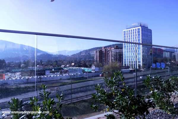 Mirador del Alta, mall Alto las Condes, Santiago de Chile