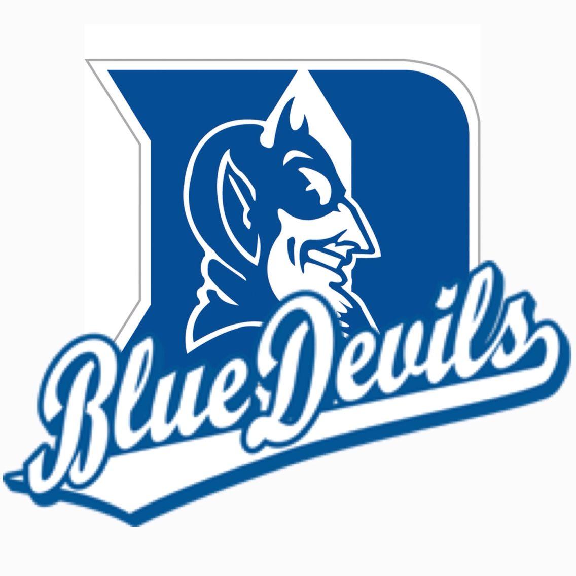 Blue Devils Pinterest Devil Duke Basketball Logo Team Wall Art