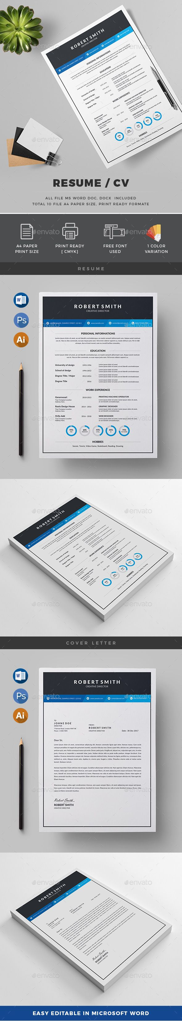 Resume | Template, Business card maker and Business cards