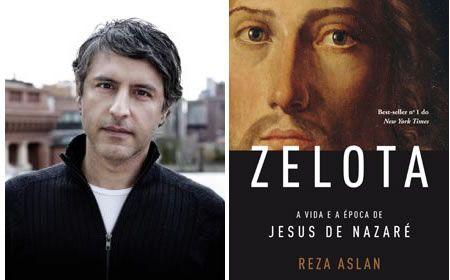 Por Dentro... em Rosa: Zelota - A vida e a época de Jesus de Nazaré