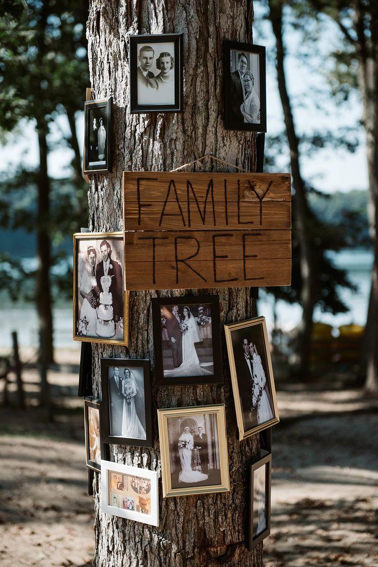 Ons $ 25K zomerkamp-achtige bruiloft | Een praktisch huwelijk 2019 – – #zomer uit …