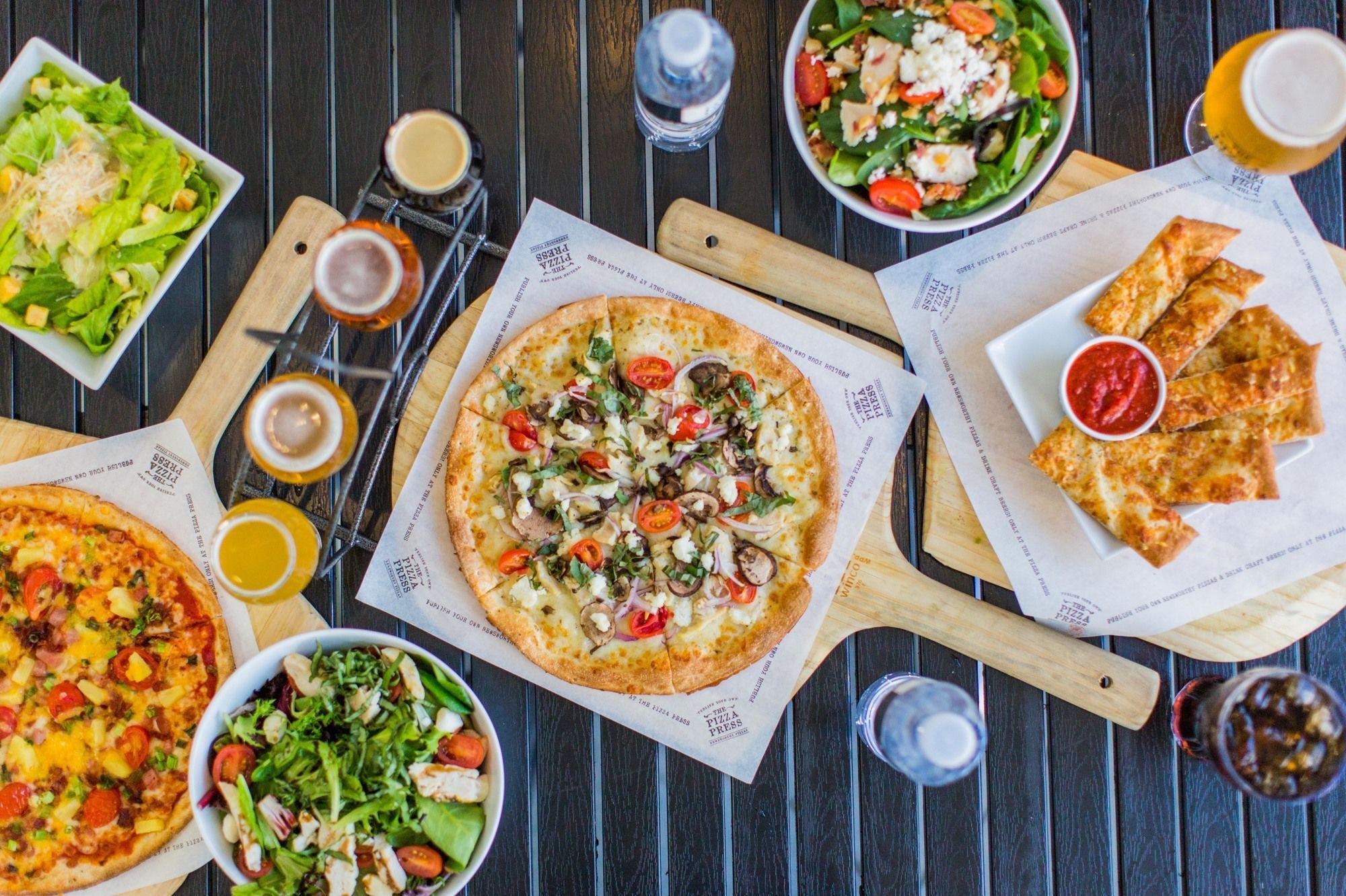 The Pizza Press Plans Hamlin Expansion